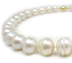White South Sea Pearl Necklace