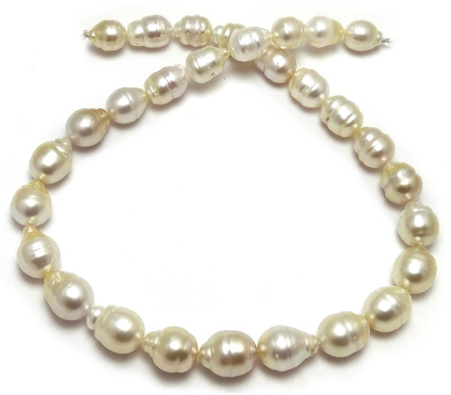 Drop South Sea Pearl necklace