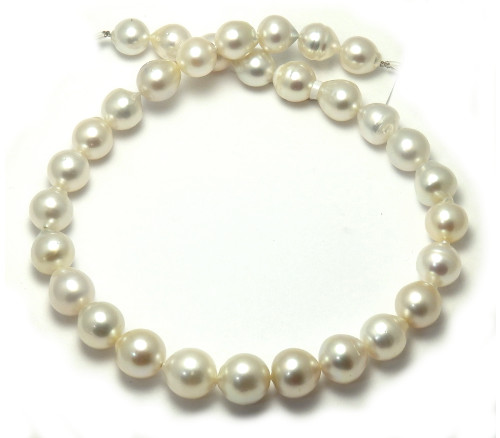 Ivory South Sea Pearl Necklace