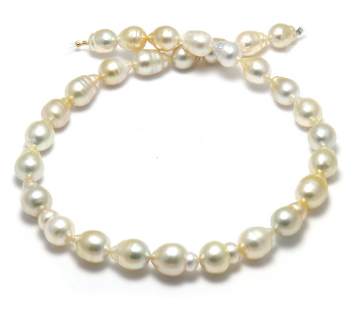 Wholesale White South Sea Pearl necklace