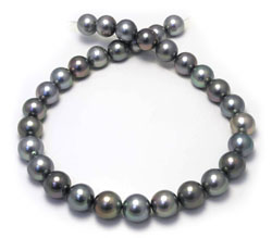 13mm Tahitian Pearl Necklace
